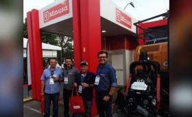 Gilberto Zappellini, Erivon Cascaes,Claudiomar Ribeiro e Giuseppe Rosa